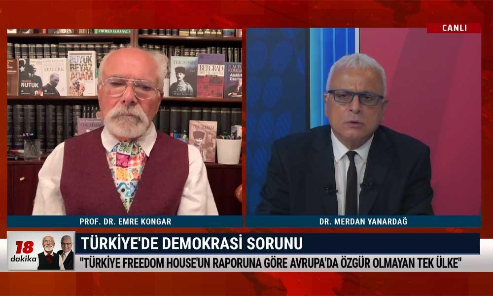 Merdan Yanardağ: AYM, Berberoğlu'nun haksızlığa uğradığını tescil etti