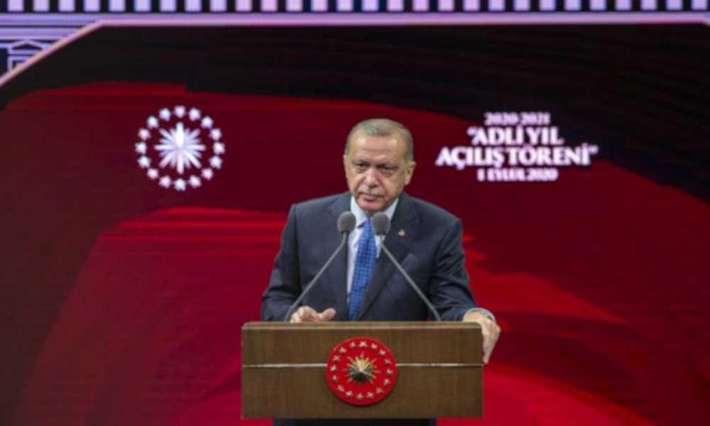 Erdoğan'dan, 'avukatlıktan men düzenlemesi' sinyali