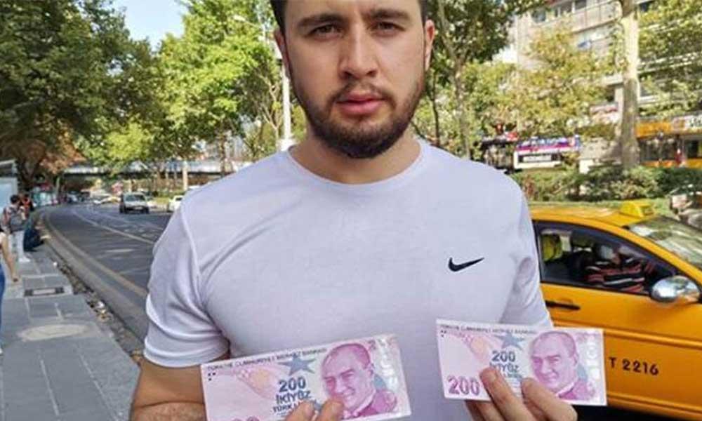 'Hatalı basım' 200 lirayı 250 bin liradan satışa çıkardı
