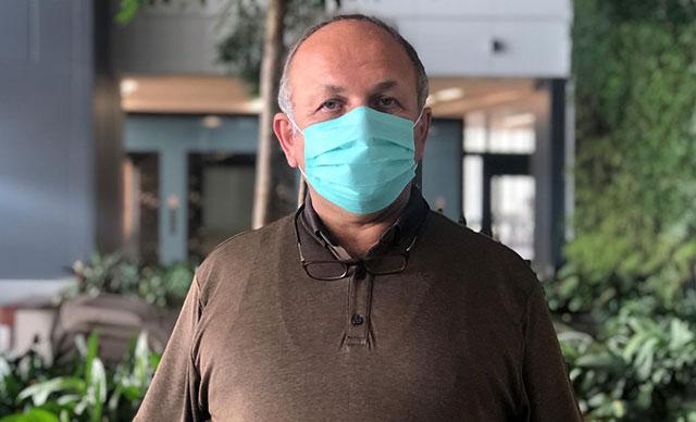 Toplu ulaşıma binen Bilim Kurulu Üyesi Prof. Dr. Öztürk, gözlemlerini anlattı: Kurallarını uyulmadığını görüyorum
