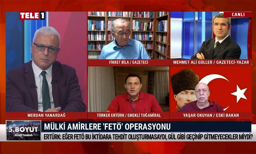 Türker Ertürk: İktidar esasında darbelere karşı değil, hatta 12 Eylül'e özel bir önem veriyor