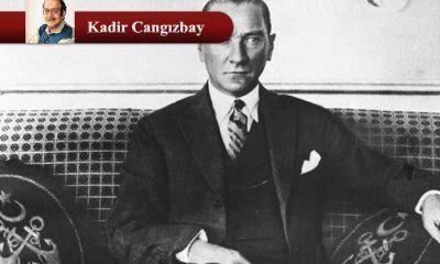 """""""Zübeyde'denin Sarı Oğlan""""ından """"Atatürk""""e"""