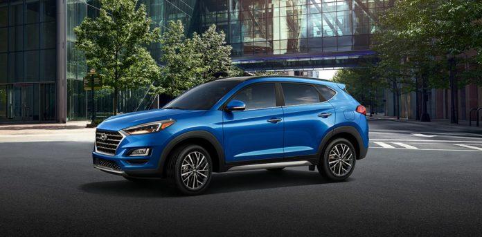 Hyundai Tucson da zamlandı