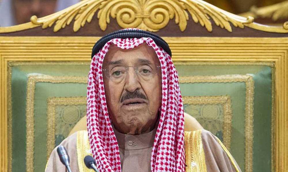 İsrail karşıtı olan Kuveyt Emiri hayatını kaybetti
