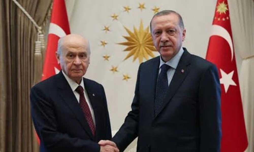 AKP ve MHP'den seçim 'hamlesi': Kurallar değişecek