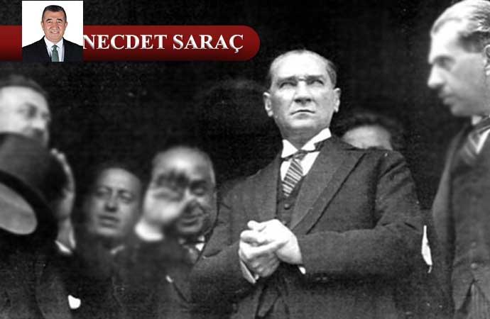 Atatürk Devrimciydi!