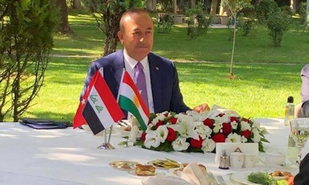 Kürdistan bayrağına hakaret eden İyi Partili başkandan geri adım