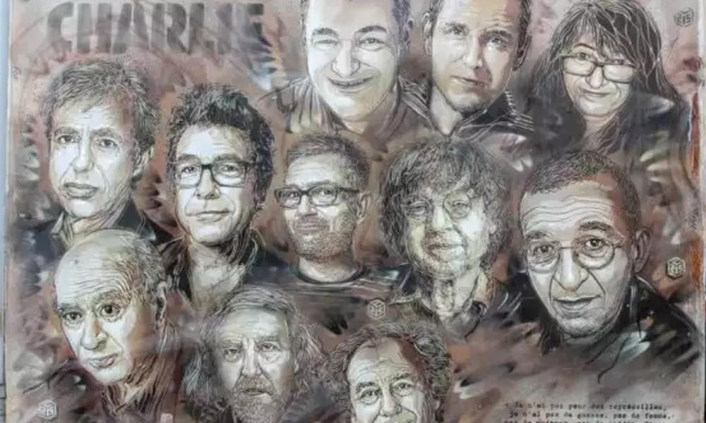 Charlie Hebdo'dan Hz. Muhammed karikatürlerini yeniden yayınlama kararı