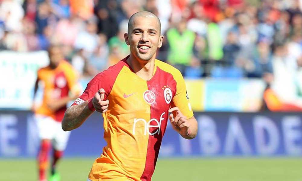 Transfer atağı… Feghouli gidiyor, İtalya'dan iki yıldız Galatasaray'a geliyor
