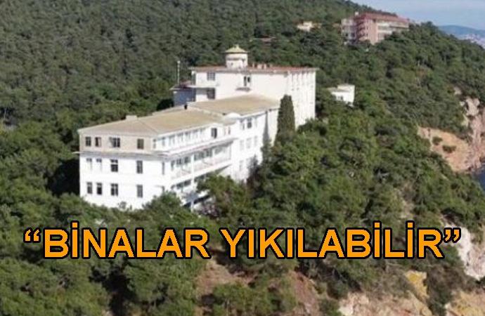 Türkiye'nin ilk pandemi hastanesinin geleceği Diyanet'in elinde