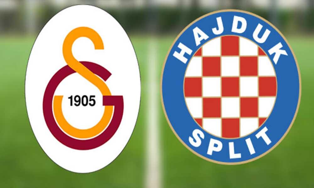 Galatasaray – Hajduk Split maçının yayıncısı belli oldu
