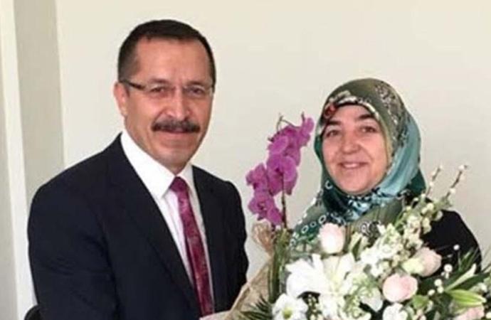 Eşi için adrese teslim ilan açan Rektör Hüseyin Bağ görevden alındı