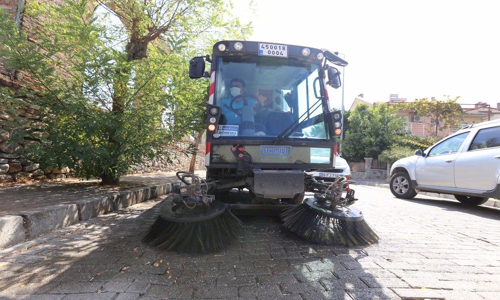 Efeler'de temizlik seferberliği
