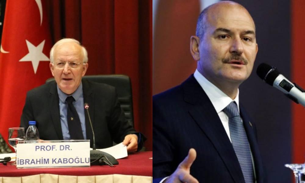 'Süleyman Soylu hakkında 'Görev suçu' işlediği için Meclis soruşturması açılmalı'