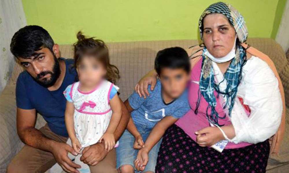 Çocukları dolaba kitleyip kadına işkence yapan maskeli soyguncular akrabaları çıktı!
