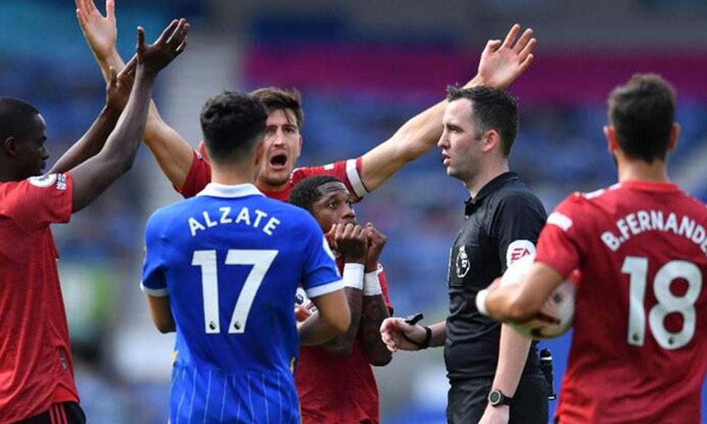 Manchester United, maç bittikten sonra penaltı kazandı
