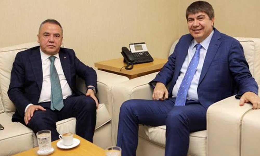Muhittin Böcek yoğun bakımdayken eski AKP'li Belediye başkanından tepki çeken paylaşım