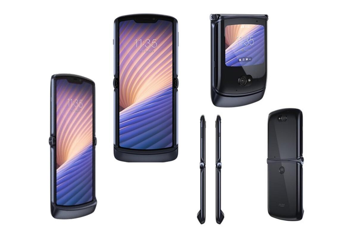 Motorola Razr 5G görüntülendi