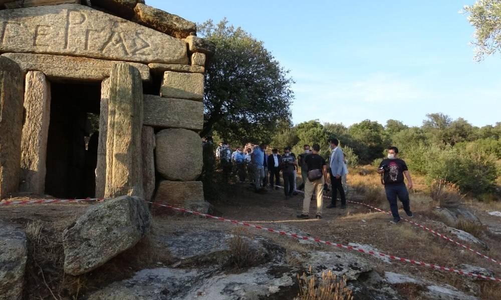 Gerga Antik Kenti'nde kazı çalışmaları başladı: Bizi bekleyen büyük bir cevher var