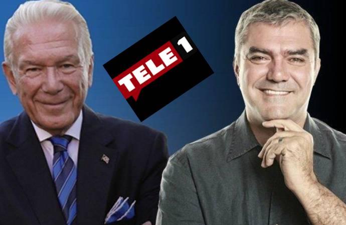Uğur Dündar, Yılmaz Özdil ve İsmail Saymaz'dan TELE1'e destek