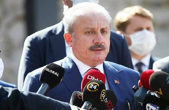 TBMM Başkanı Mustafa Şentop'tan 'idam' çıkışı