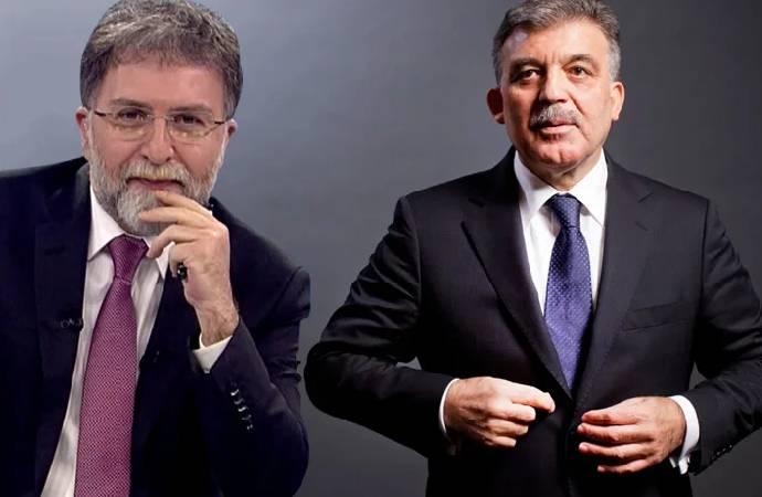 Ahmet Hakan'dan 'Cumhurbaşkanı adaylığı' yorumu: Abdullah Gül devreden çıkarsa İnce…