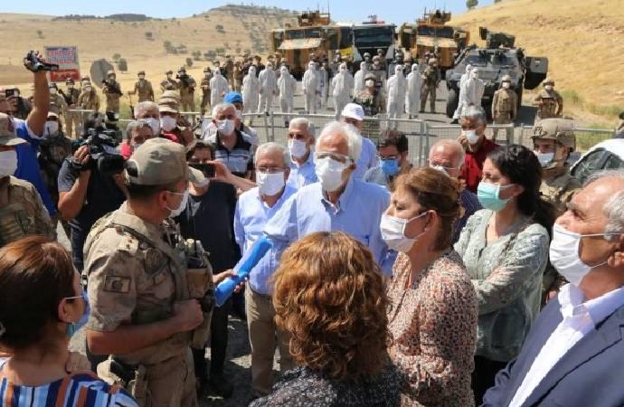 Sakarya'da saldırıya uğrayan işçilere ziyaret engellendi