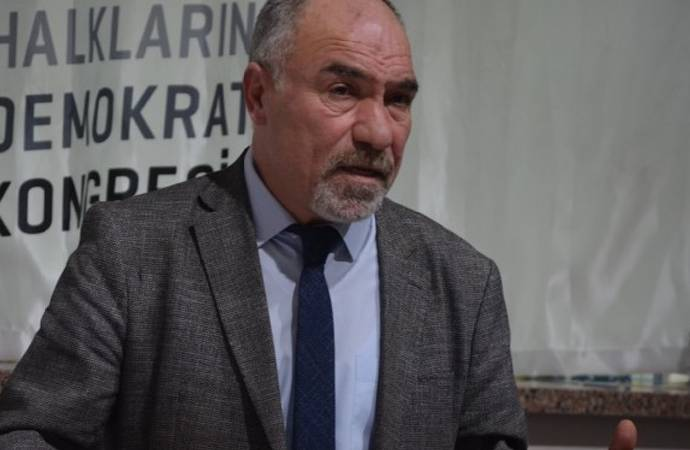 HDK Eş Sözcüsü Şenoğlu'nun da aralarında olduğu 10 kişi gözaltına alındı