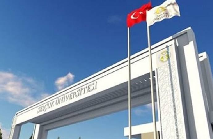 Konya Selçuk Üniversitesi'ndeki tecavüz skandalıyla ilgili Rektörlük'ten karar