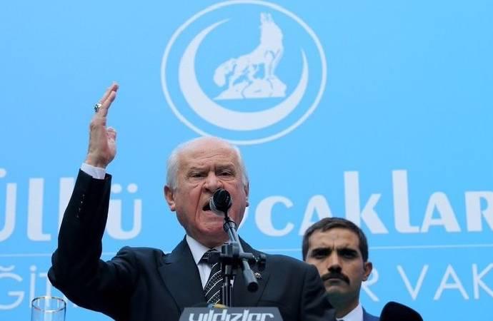 Bahçeli'den talimat: Ülkü Ocakları 'İstiklal için kararlılık' yürüyüşü yapacak