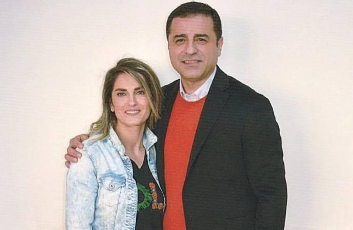 'Selahattin Demirtaş, yeni parti kuracak' iddialarına eşi Başak Demirtaş'tan yanıt