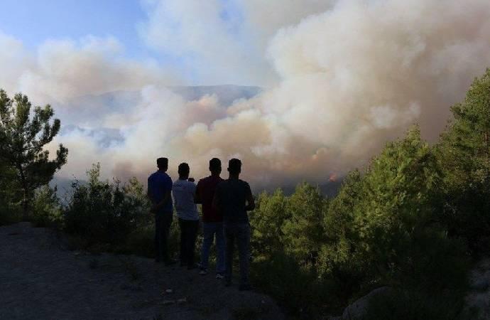 Hatay'daki orman yangını 5 gün sonra kontrol altına alındı