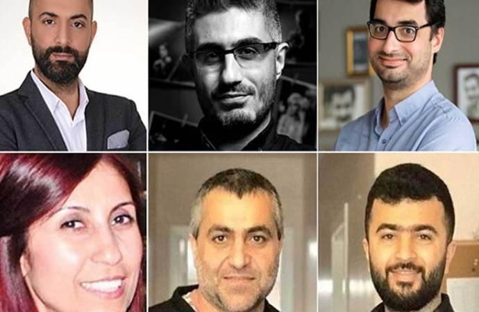 Görevlerini yaptıkları için yargılanan gazeteciler, yine hakim karşısına çıkıyor