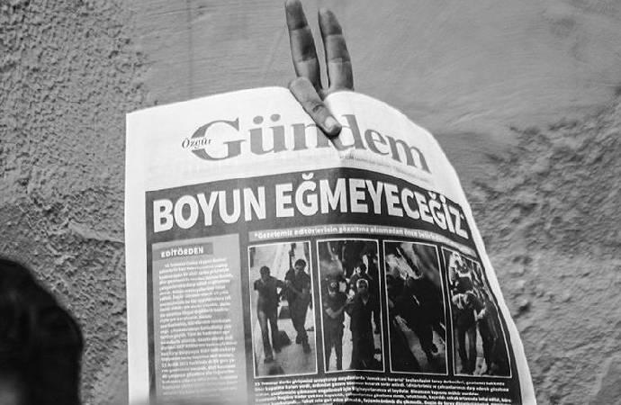 Gazeteciler adliye koridorlarında: Özgür Gündem davası da bugün!