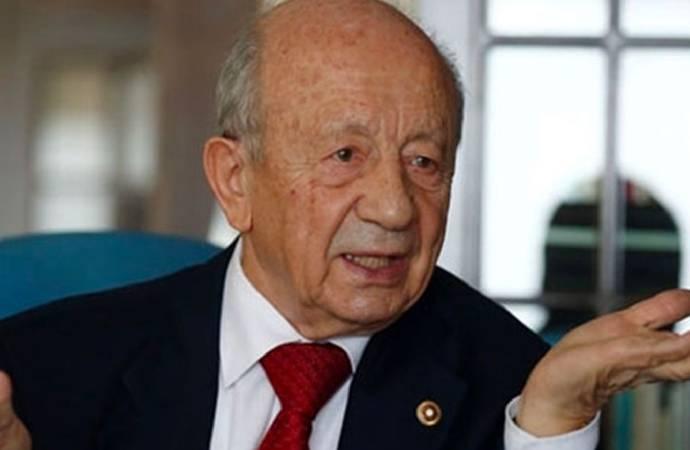 Eski Adalet Bakanı Türk'ten 'idam cezası' yorumu: Geri getirmek…