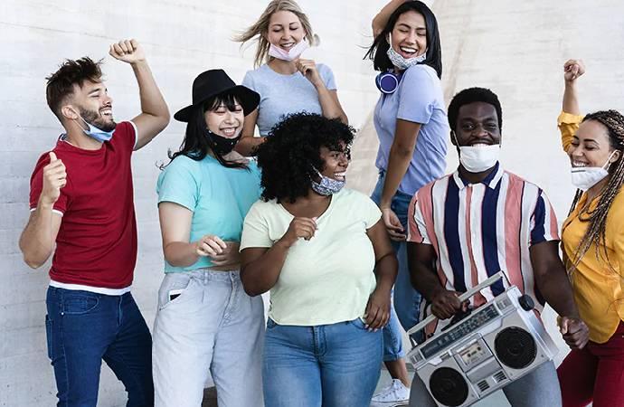 Korkutan koronavirüs araştırması: 'Gençliğe güvenmemek gerekiyor'