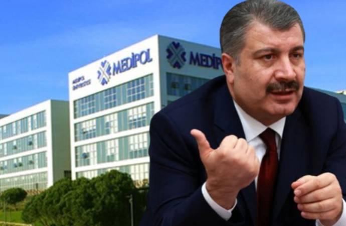 'Tedarik sıkıntısı yaşanan koronavirüs ilaçları Sağlık Bakanı'nın hastanesinde çıktı!'