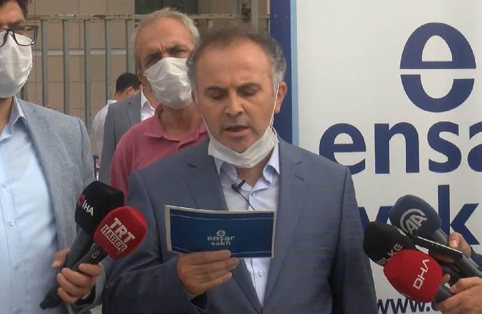 Ensar Vakfı da Erol Mütercimler hakkında suç duyurusunda bulundu