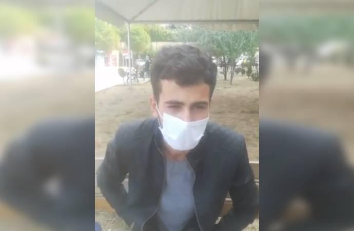 Hastaneye kabul edilmeyen Covid-19 hastası genç: Kalacak yerim yok, nefes almakta zorlanıyorum