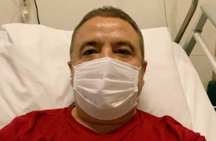 Antalya Büyükşehir Belediyesi'nden Başkan Böcek'in son durumuna ilişkin açıklama