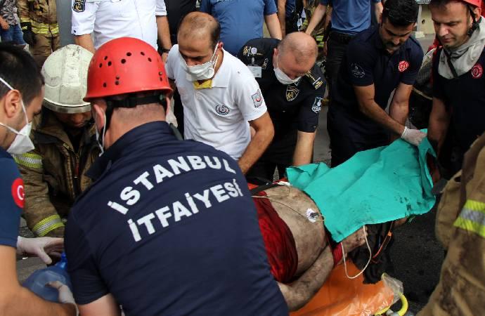 Metroda intihar girişiminde bulunan Iraklı genç hastanede öldü