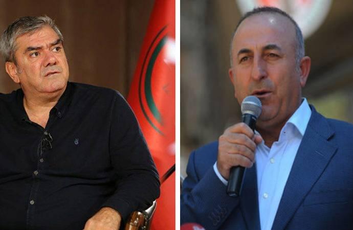 Yılmaz Özdil'den Çavuşoğlu'na tarih dersi: Lozan'da 12 adayı vermedik ada aldık