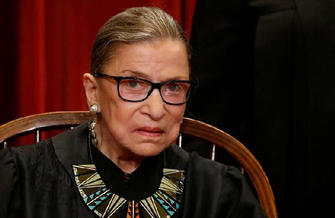 'Eşitlik Savaşçısı': ABD Yüksek Mahkemesi Yargıcı Ginsburg hayatını kaybetti