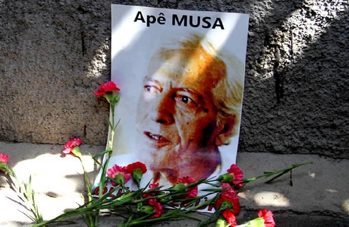 Musa Anter, ölümünün 28. yılında anılacak