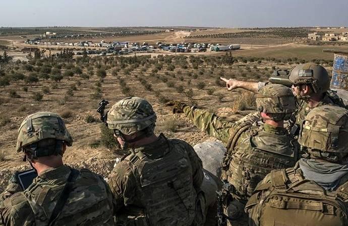 Trump azaltma kararı almıştı; ABD, Suriye'deki asker sayısını arttırdı