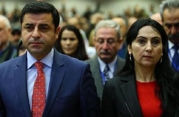 Figen Yüksekdağ ve Selahattin Demirtaş hakkında 'tutukluluğa devam' kararı