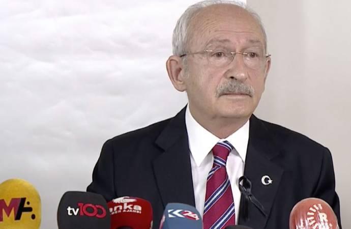 Kılıçdaroğlu TTB'yi ziyaret etti: Kovid-19'la mücadele edenler terörist oluyor