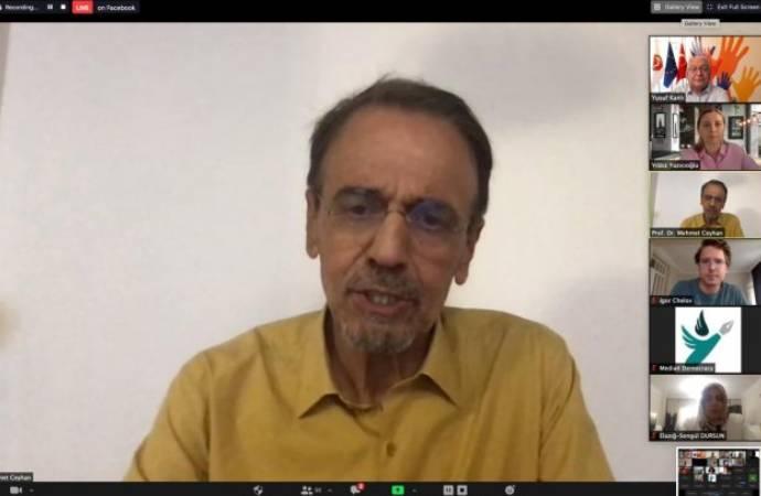Bilim Kurulu Üyesi Prof. Dr. Ceyhan: Sağlık Bakanlığı'nın açıkladığı rakamların ne anlama geldiğini bilmiyoruz