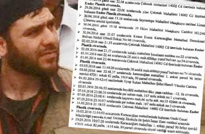 IŞİD katliamcısı yeri 19 kez tespit edildiği halde yakalanmamış!