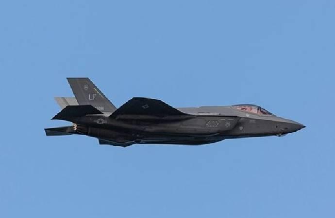 """""""BAE, F-35 savaş uçakları için ABD'ye resmi başvurusunu yaptı"""""""